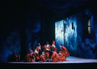 ASSISTANT DESIGNER • Barber of Seville • Santa Fe Opera