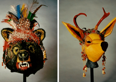 LEAD ARTIST + DYER-PAINTER + MILLINER • Martin Guerre • Hartford Stage